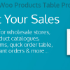 Woo Products Table Pro