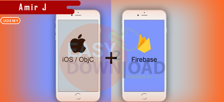 Download iPhone App with ObjC & Firebase Course