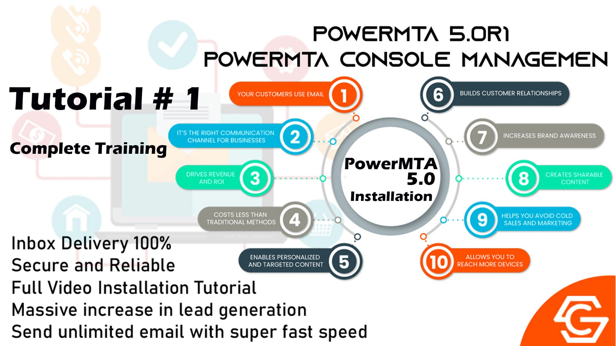 Powermta Installation Tutorial