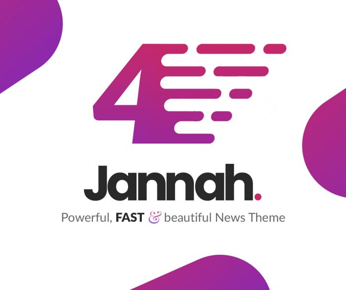Jannah News WordPress Theme