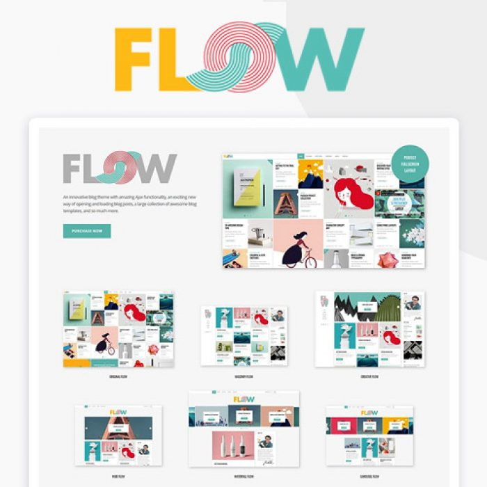 Flow WordPress Theme