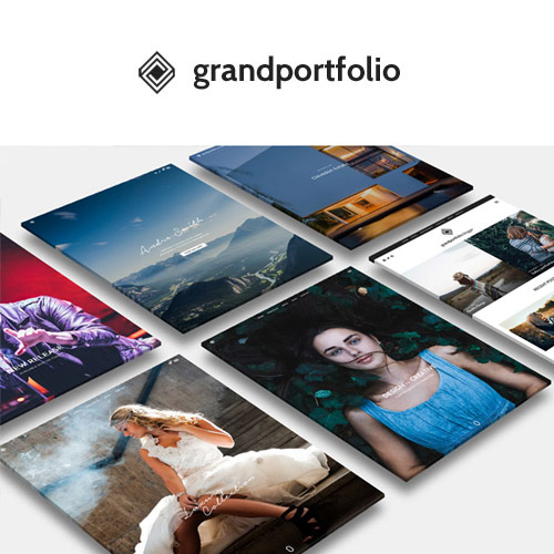 Grand Portfolio WordPress Theme