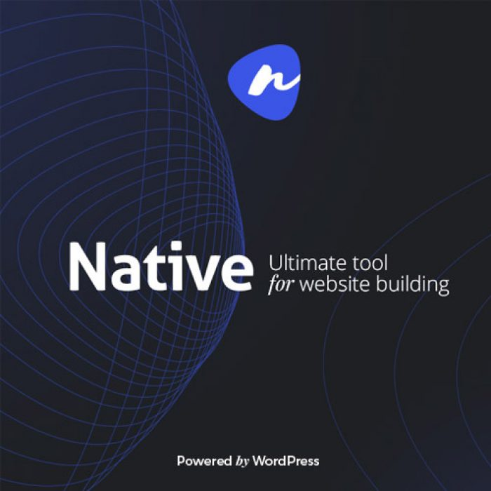 Native WordPress Theme