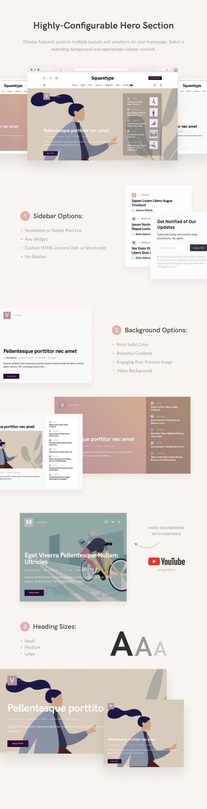 Squaretype WordPress Theme