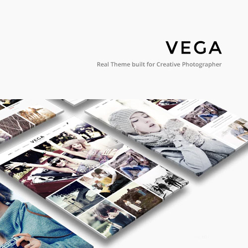 Vega WordPress Theme