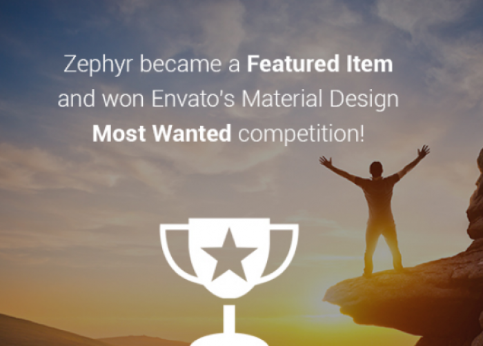 Zephyr WordPress Theme