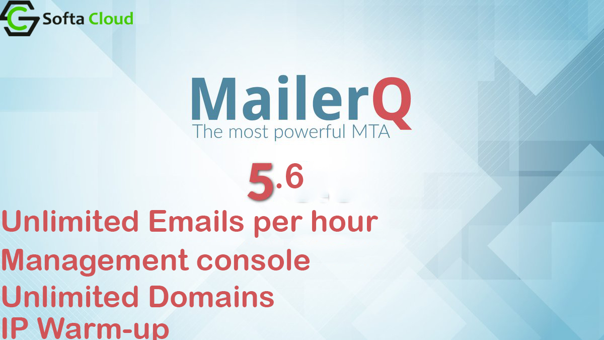 MailerQ Nulled - Cracked v5 SoftaCloud