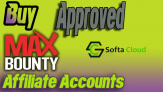Buy Approved Maxbounty Accounts – Cheap &Verified Maxbounty Accounts for Sale